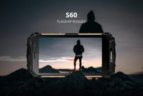 防水防塵スマホ Doogee S60 プラチナバンドにも対応し高画質カメラ搭載【中華スマホ 最新 おすすめ】