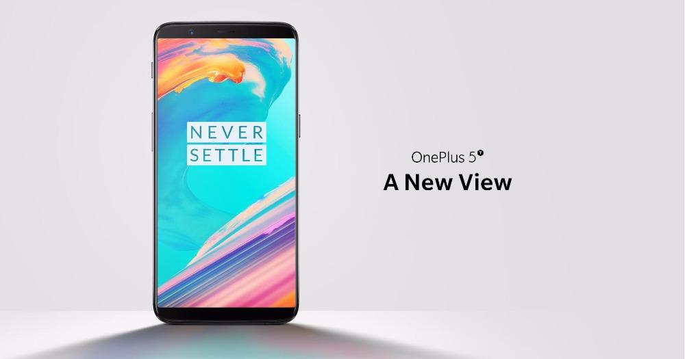 OnePlus5T