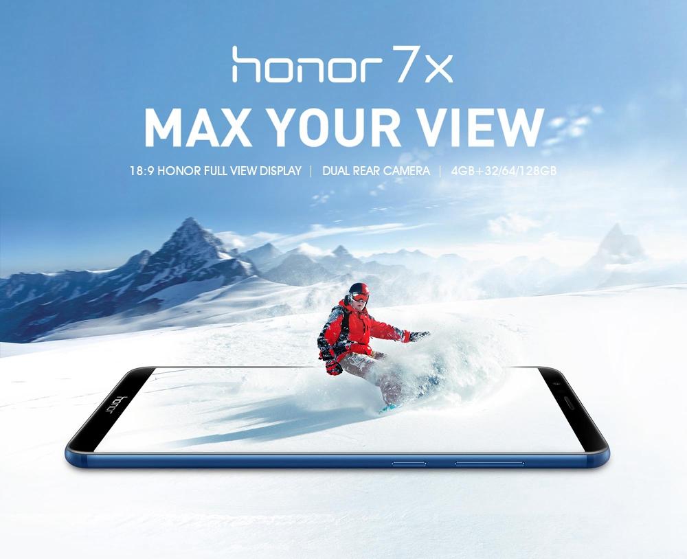 honor7x