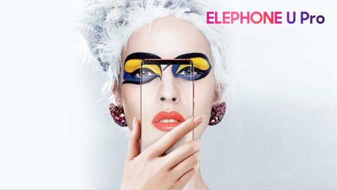 Elephone_U_pro_top
